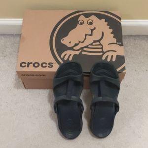 Crocs Black sandal
